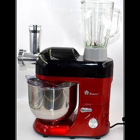 Кухонный комбайн 3 в 1 MS-2051 Domotec 3000 Вт Красный