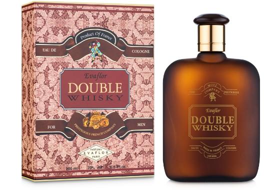 Туалетная вода Evaflor Double Whisky EDT 200ml (Евафлор Дабл Виски)
