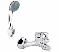 Смеситель Lidz LOP3-A48 (CRM) ванна короткая (k35) 163700601