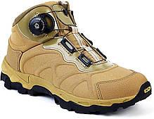 Ботинки ESDYX с автошнуровкой Койот (40-45)