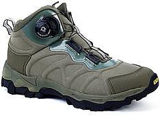 Ботинки ESDYX с автошнуровкой Олива (40-45)