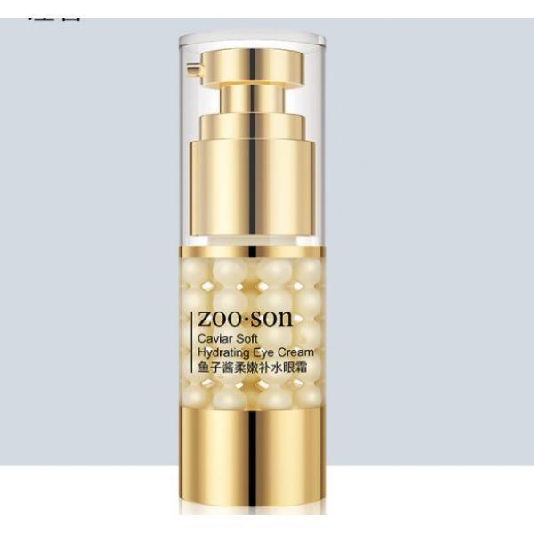 Омолаживающий крем для кожи вокруг глаз Zoo:Son Caviar SOFT с  экстрактом икры 25 гр