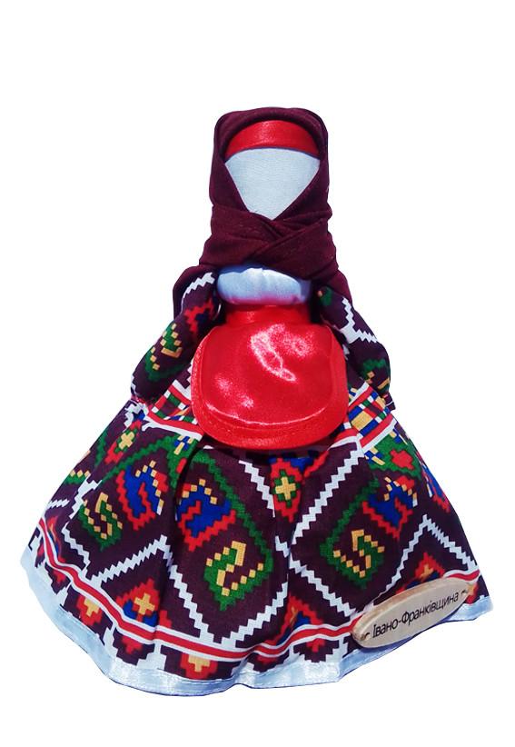 Лялька мотанка Hega Івано-Франківська область Івано-Франківщина (230-8)