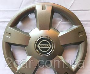 Колпаки Nissan R14 (Комплект 4шт) SJS 201