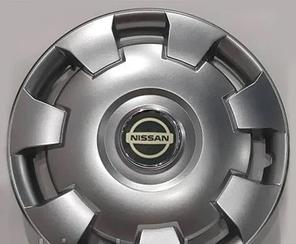 Колпаки Nissan R14 (Комплект 4шт) SJS 206