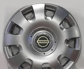 Колпаки Nissan R14 (Комплект 4шт) SJS 209