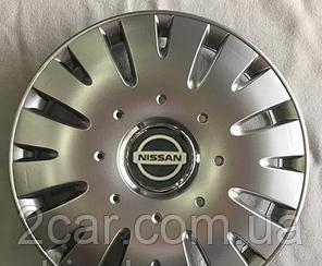 Колпаки Nissan R14 (Комплект 4шт) SJS 211
