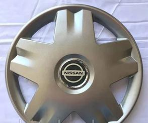 Колпаки Nissan R14 (Комплект 4шт) SJS 213