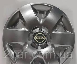 Колпаки Nissan R14 (Комплект 4шт) SJS 215
