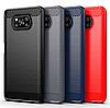 TPU чехол накладка Urban на Xiaomi Poco X3 NFC (4 цвета)