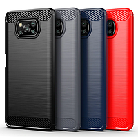 TPU чехол накладка Urban на Xiaomi Poco X3 NFC (4 цвета), фото 1