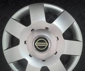 Колпаки Nissan R14 (Комплект 4шт) SJS 219