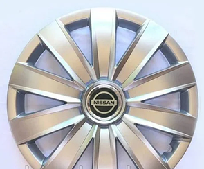 Колпаки Nissan R14 (Комплект 4шт) SJS 226