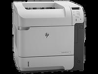 Монохромный Лазерный принтер HP LaserJet Enterprise 600 M601 б/у
