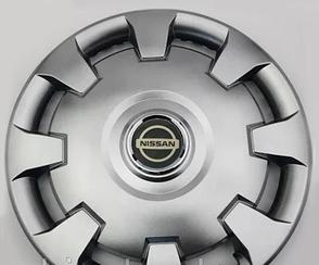 Колпаки Nissan R15 (Комплект 4шт) SJS 303