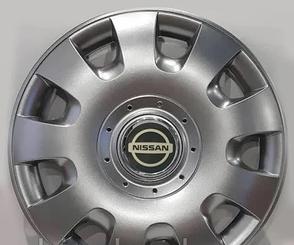 Колпаки Nissan R15 (Комплект 4шт) SJS 304