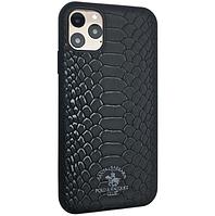 Кожаный чехол POLO Knight для iPhone 12 mini