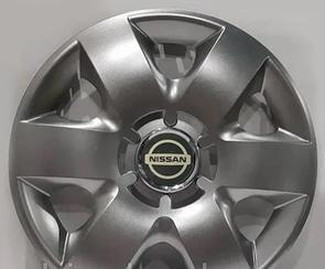 Колпаки Nissan R15 (Комплект 4шт) SJS 310