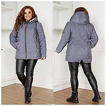 Куртка зимова на овчині, дуже теплий, різні кольори, р. 48/50;52/54;56/58 Код 234П