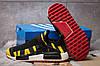 Кроссовки мужские Adidas Pharrell Williams черные , фото 4