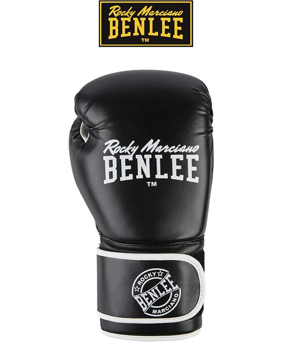 Боксерські рукавички BENLEE QUINCY (blk)