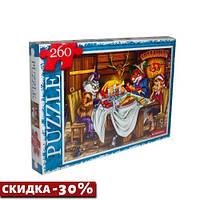 """Пазлы """"Буратино"""", 260 элементов C260-11-15"""