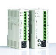 Программируемые логические контроллеры серий DVP-SS, SA