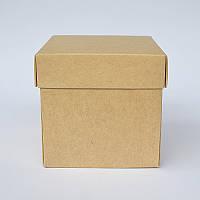 Подарочная упаковка для чашки Крафтовая
