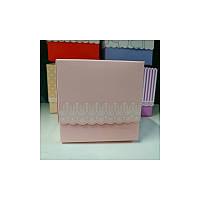 Подарочная упаковка для чашки Розовая