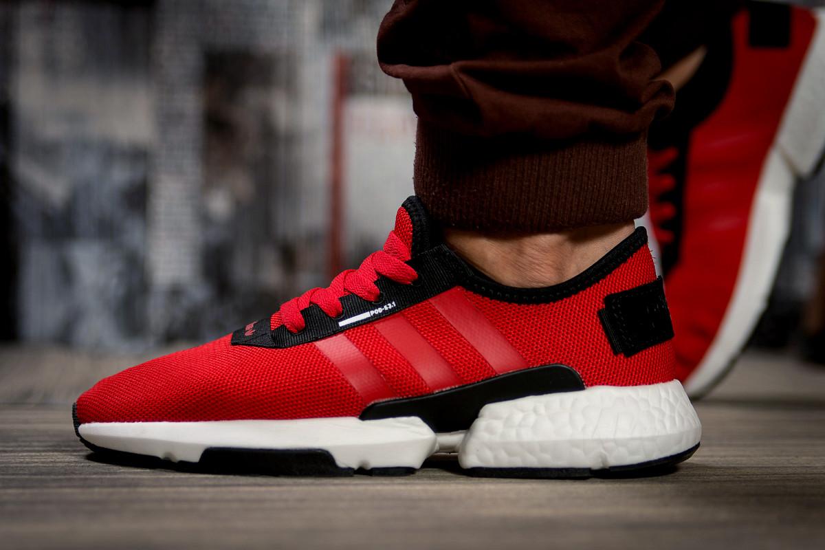 Кроссовки мужские Adidas POD - S3.1 красные