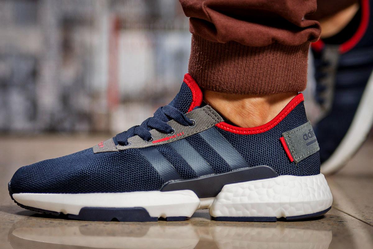 Кроссовки мужские Adidas POD - S3.1 темно-синие