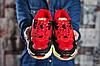 Кроссовки женские Balenciaga Triple S красные , фото 6