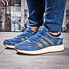 Кроссовки женские Adidas Iniki синие , фото 2