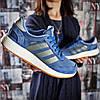 Кроссовки женские Adidas Iniki синие , фото 6
