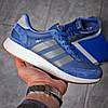 Кроссовки женские Adidas Iniki синие , фото 7