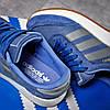 Кроссовки женские Adidas Iniki синие , фото 8