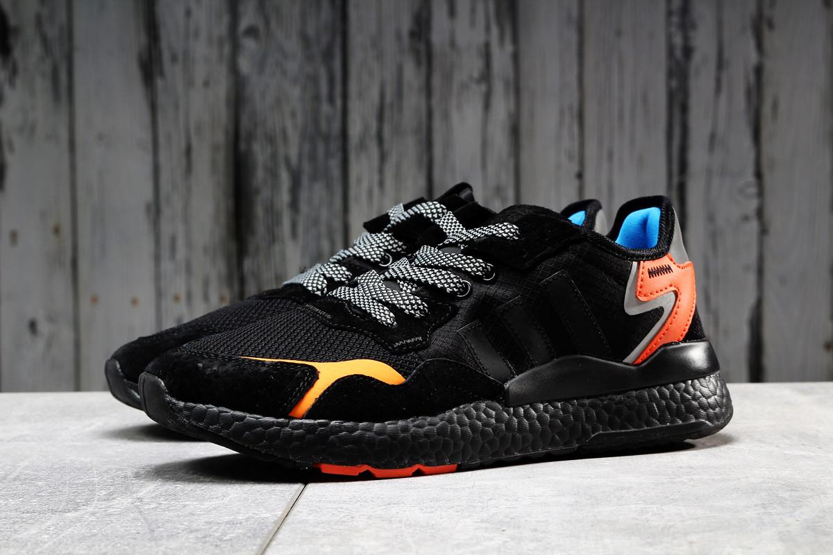 Кроссовки мужские Adidas 3M черные