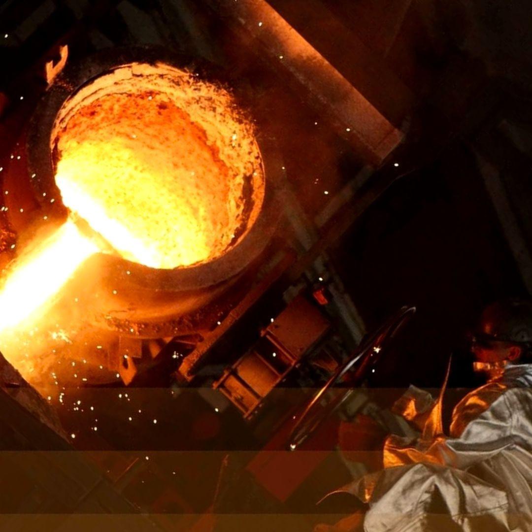 Литье черных металлов и сплавов