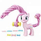 """Игровой набор Hasbro My Little Pony """"Пони с праздничными прическами"""" - Пинки Пай 7.5 см, фото 2"""