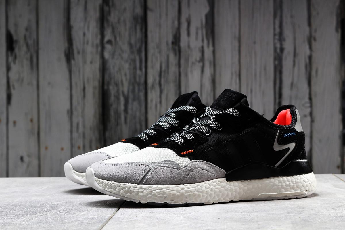 Кроссовки мужские Adidas 3M серые