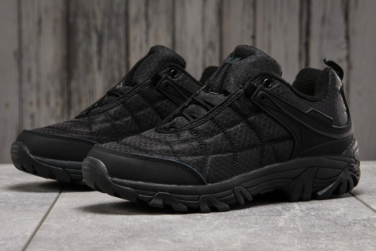 Зимние мужские кроссовки Merrell Vibram черные  46