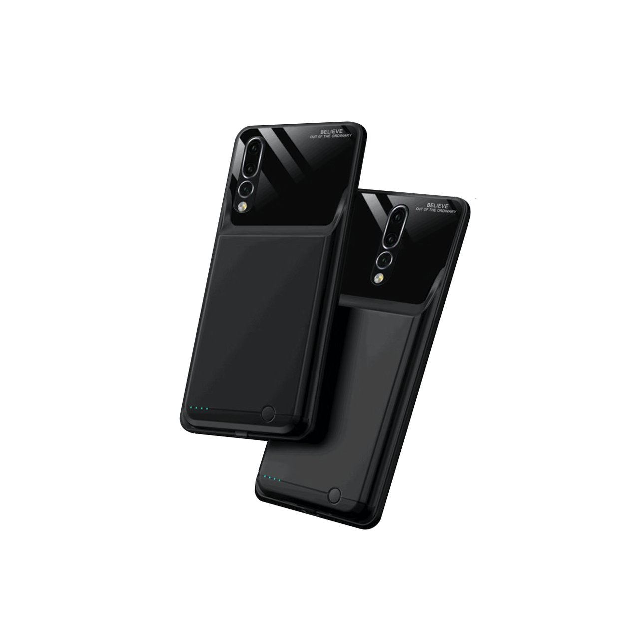Чехол-аккумулятор XON PowerCase для Xiaomi Redmi Note 8 6000 mAh Black