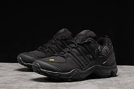 Зимние мужские кроссовки Adidas 465 черные