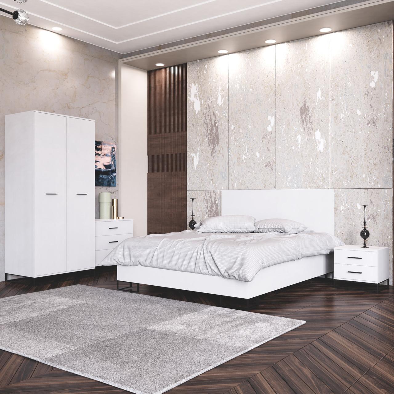 Комплект спальни Аскет Мебекс