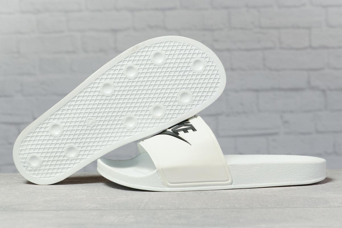 Шлепанцы мужские Nike белые