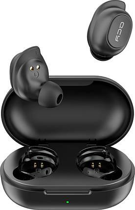 Наушники Bluetooth Xiaomi QCY T9 Black UA UCRF Гарантия 12 месяцев, фото 2