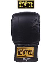 Снарядные перчатки Benlee BELMONT, XL, черные