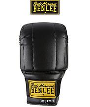 Снарядные перчатки Benlee BOSTON, M, черно-красные