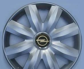 Колпаки Opel R14 (Комплект 4шт) SJS 221