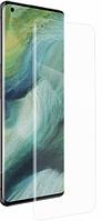 Гидрогелевая защитная пленка на OPPO Find X2 на весь экран прозрачная